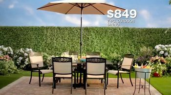 Macy's July 4th Furniture & Mattress Sale TV Spot, 'Sofas, Dining Sets & Adjustable Bases' - Thumbnail 6