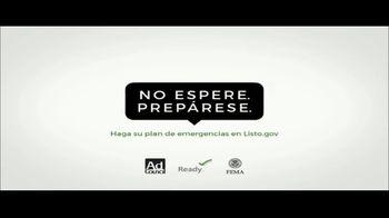 Ready.gov TV Spot, 'Atención pasajeros' [Spanish] - Thumbnail 8