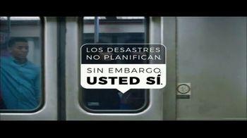 Ready.gov TV Spot, 'Atención pasajeros' [Spanish] - Thumbnail 6