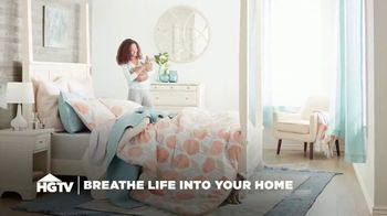 Overstock.com TV Spot, 'HGTV: Breathe Life Into Your Home' - Thumbnail 1