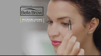 Bella Brow TV Spot, 'Highlight Your Eyes'