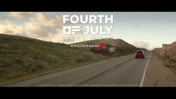 Dodge Fourth of July Sales Event TV Spot, 'Pedal to the Metal' [T2] - Thumbnail 8