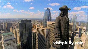 Visit Philadelphia TV Spot, 'Philly History' - Thumbnail 1