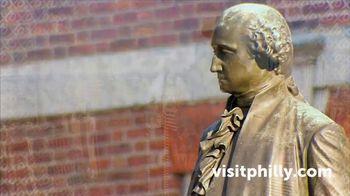 Visit Philadelphia TV Spot, 'Philly History' - Thumbnail 2