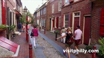 Visit Philadelphia TV Spot, 'Philly History' - Thumbnail 8