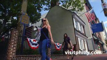 Visit Philadelphia TV Spot, 'Philly History' - Thumbnail 9