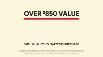 Mattress Firm 4th of July Sale TV Spot, 'Extended: Free, Free, Free Event' - Thumbnail 5