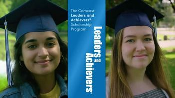 Comcast Corporation TV Spot, 'Leaders and Achievers Scholarship' - Thumbnail 8