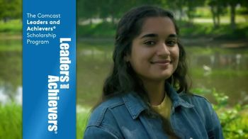Comcast Corporation TV Spot, 'Leaders and Achievers Scholarship' - Thumbnail 1