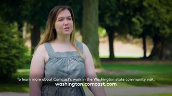 Comcast Corporation TV Spot, 'Leaders and Achievers Scholarship' - Thumbnail 7