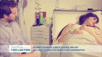 1-800-LAW-FIRM TV Spot, 'Essure Birth Control Implant' - Thumbnail 3