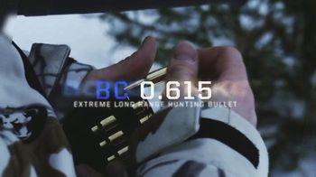 Norma USA Bondstrike TV Spot, 'Extreme Long Range Hunting Ammo' - Thumbnail 2