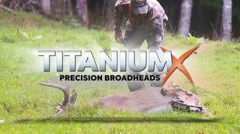 TRUGLO Titanium X Broadheads TV Spot, 'Powerful Designs' - Thumbnail 7