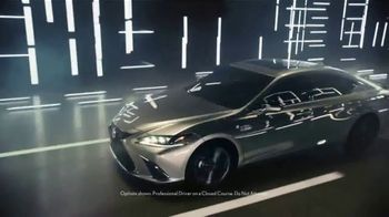 Lexus Golden Opportunity Sales Event TV Spot, 'Safety' [T1]