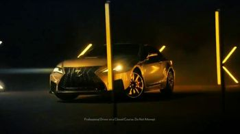 Lexus Golden Opportunity Sales Event TV Spot, 'Performance' [T1]