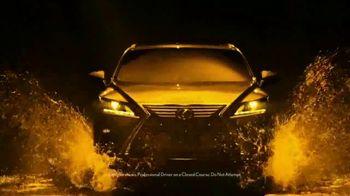 Lexus Golden Opportunity Sales Event TV Spot, 'Luxury Utility' [T1]