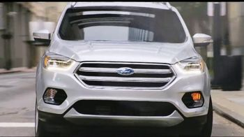 2019 Ford Escape TV Spot, 'Welcome Back the Warm Weather' [T2] - Thumbnail 1