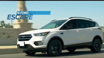 2019 Ford Escape TV Spot, 'Welcome Back the Warm Weather' [T2] - Thumbnail 2
