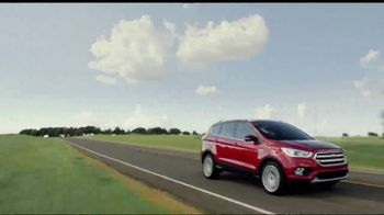 2019 Ford Escape TV Spot, 'Welcome Back the Warm Weather' [T2] - Thumbnail 3