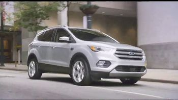 2019 Ford Escape TV Spot, 'Welcome Back the Warm Weather' [T2] - Thumbnail 7