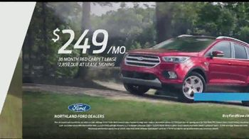 2019 Ford Escape TV Spot, 'Welcome Back the Warm Weather' [T2] - Thumbnail 8