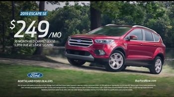 2019 Ford Escape TV Spot, 'Welcome Back the Warm Weather' [T2] - Thumbnail 9
