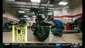 Motorcycle Mechanics Institute TV Spot, 'Leading Brands' - Thumbnail 1