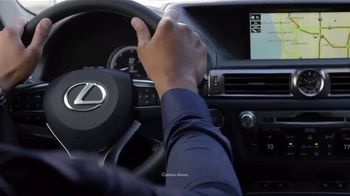 Lexus GS 350 F Sport TV Spot, 'Start' Featuring Henry Simmons [T1] - Thumbnail 2