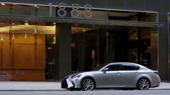 Lexus GS 350 F Sport TV Spot, 'Start' Featuring Henry Simmons [T1] - Thumbnail 4