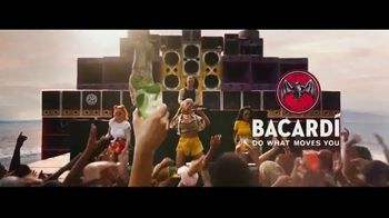 Bacardi TV Spot, 'Make It Hot' Featuring Major Lazer, Anitta - Thumbnail 9