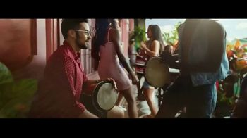 Bacardi TV Spot, 'Make It Hot' Featuring Major Lazer, Anitta