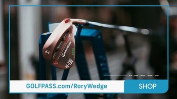 GolfPass TV Spot, 'Rory Wedge'