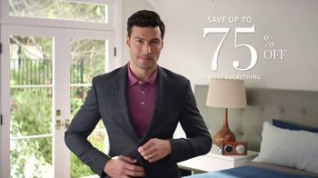 JoS. A. Bank 4th of July Specials TV Spot, '75 Percent Off Almost Everything'