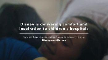 Disney Team of Heroes TV Spot, 'FX: A Whole New World' - Thumbnail 8