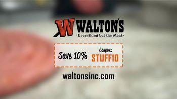 Walton's TV Spot, 'Making Sausage Shouldn't be Hard' - Thumbnail 9