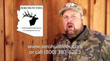 Chappell Guide Service Zero Hunt Fees Program TV Spot, 'The Land of Monster Bulls' - Thumbnail 8