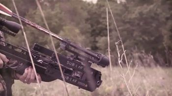 Mission Crossbows Sub 1 XR TV Spot, 'Superior Stealth'