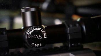 Huskemaw Long Range Optics TV Spot, 'Eliminate the Guess'