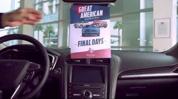Ford Great American Sales Event TV Spot, 'Spirit of Independence'  [T2] - Thumbnail 5