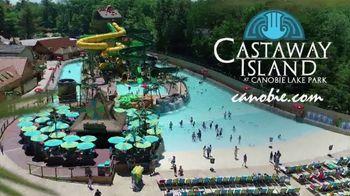 Canobie Lake Park TV Spot, 'Castaway Island'