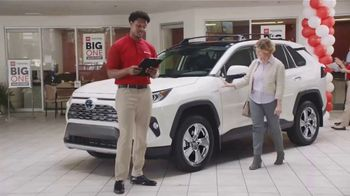 Toyota Big One Sales Event TV Spot, 'Easier Than Easy' [T1] - Thumbnail 1