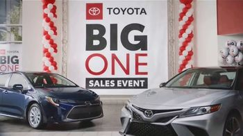 Toyota Big One Sales Event TV Spot, 'Easier Than Easy' [T1] - Thumbnail 7