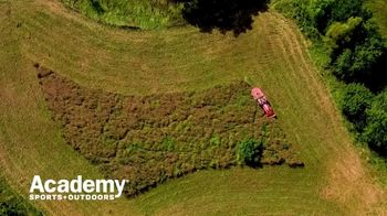 Academy Sports + Outdoors TV Spot, 'Game Winner: Prepping the Lease' Featuring Mike Stroff - Thumbnail 1