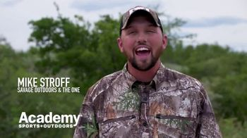 Academy Sports + Outdoors TV Spot, \'Game Winner: Prepping the Lease\' Featuring Mike Stroff