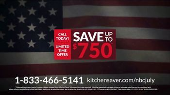 Kitchen Saver TV Spot, '4th of July: In and Out'