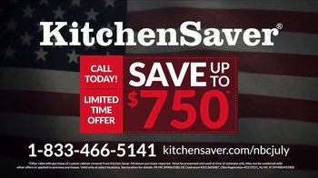Kitchen Saver TV Spot, '4th of July: In and Out' - Thumbnail 10