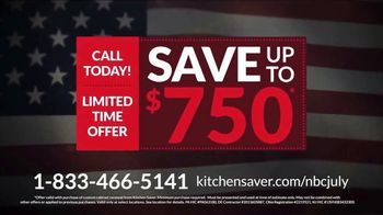 Kitchen Saver TV Spot, '4th of July: In and Out' - Thumbnail 4