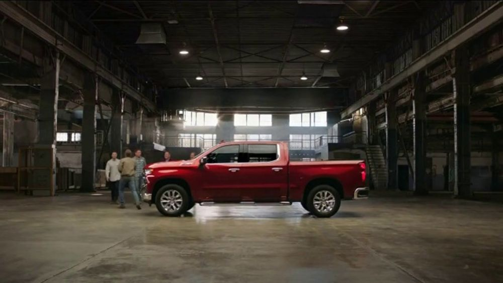 Chevrolet Silverado TV Commercial, 'Full of Surprises' [T1 ...