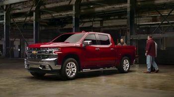 Chevrolet Silverado TV Spot, 'Full of Surprises' [T1] - Thumbnail 10