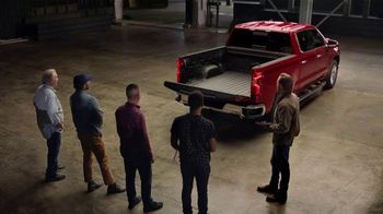 Chevrolet Silverado TV Spot, \'Full of Surprises\' [T1]